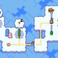 La opción de crear mundos, montones de trajes nuevos y mucho más en la última actualización que recibirá mañana Super Mario Maker 2