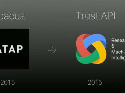 Google presenta Trust Score, el desbloqueo automático multipatrón para Android