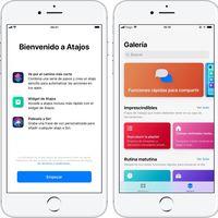 Atajos para iOS 12 ya está disponible: así luce la nueva aplicación de Apple