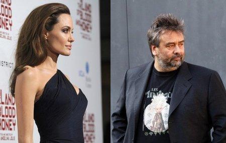 Angelina Jolie protagonizará el nuevo thriller de Luc Besson