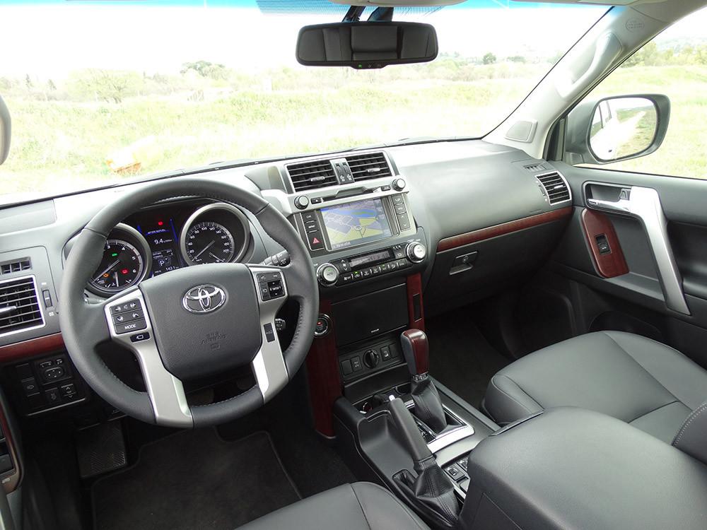 Foto de Probamos el Toyota Land Cruiser 180D, todas las imágenes de los interiores (6/15)