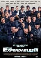 'Los mercenarios 3' culmina su promoción con un bochornoso cartel