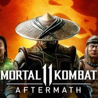 La historia de Mortal Kombat 11 se amplía con el DLC Aftermath, y además trae a Robocop como personaje jugable