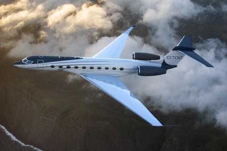 El jet privado más grande del mundo tiene un precio desde 75 millones de dólares y hasta podremos instalarle un spa
