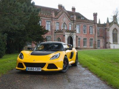 Lotus Exige Sport 350: más ligero y prestacional