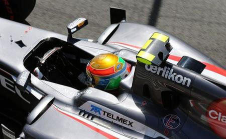 Esteban Gutierrez sancionado por su incidente con Pastor Maldonado