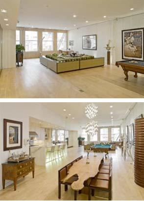 Casas de famosos: Anne Hathaway