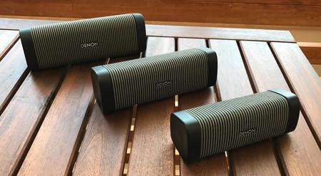 Denon ampliará su gama de altavoces Bluetooth en otoño con los nuevos Envaya
