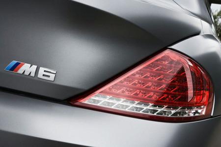 BMW M6 Competition, edición limitada a 100 unidades