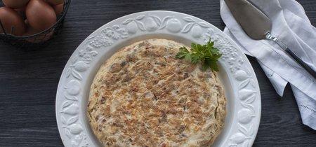 Receta de tortilla del Sacromonte: la tortilla de casquería insignia de la gastronomía de Granada