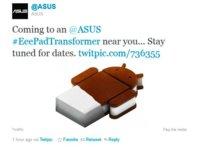 Asus confirma que el EEE Pad Transformer llevará Ice Cream Sandwich
