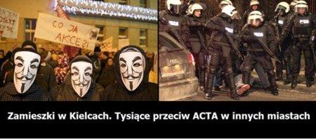 Polonia ACTA