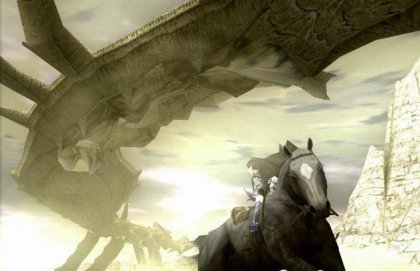 Shadow of the Colossus en el TGS 05