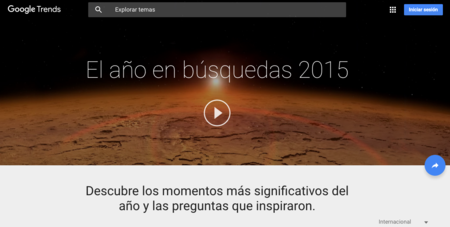 Esto fue lo más buscado por los colombianos durante 2015, según Google