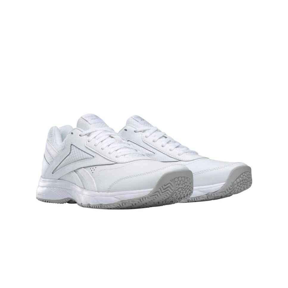 Zapatillas blancas casual de hombre Work N Cushion 4.0 Reebok
