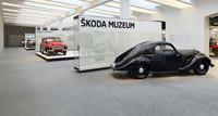 Visita al Museo Škoda, con Google Street View