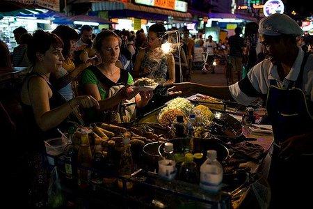 Los guetos de mochileros más frenéticos de Asia (I): Khao San Road