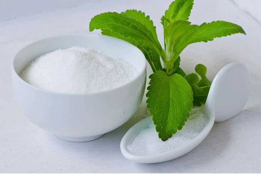 es stevia en crudo bien con una dieta ceto