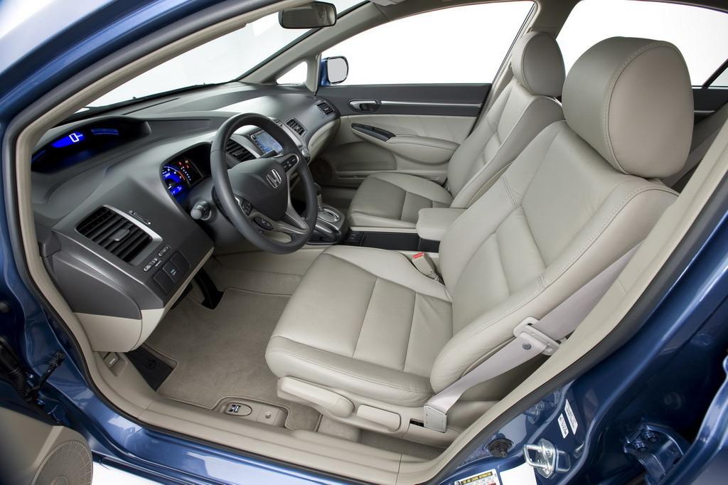 Foto de Honda Civic Hybrid 2009 (8/24)