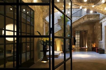 Un hotel para princesas urbanitas y de ciudad: Neri Hotel
