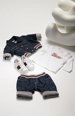 ropa de bebe gucci