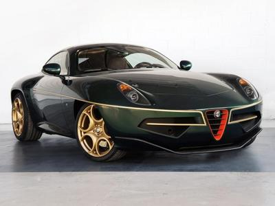 Carrozzeria Touring Disco Volante, ahora en verde