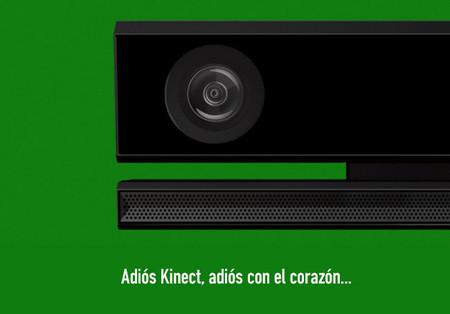 Microsoft, ¿no podías haber pensado en una Xbox One sin Kinect seis meses antes?