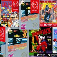 Dr. Mario EX y Metroid EX se suman a los clásicos de NES de diciembre en Nintendo Switch