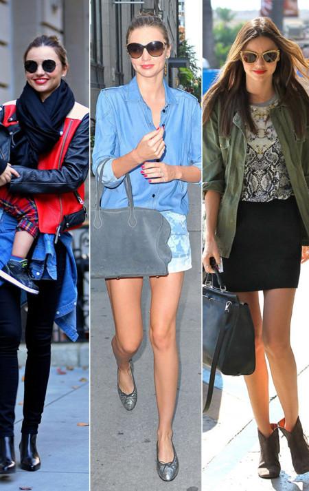 Miranda Kerr top street style 2013