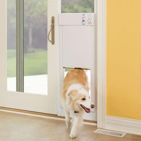 Nuestras mascotas ya tienen puertas a lo star trek for Puerta seguridad perros