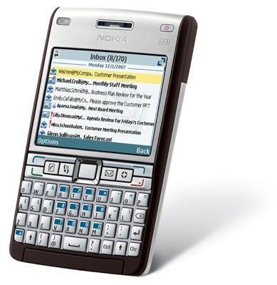 Nokia E61i ya disponible en España