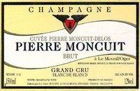 Champagne Pierre Moncuit, Cuvée Pierre Moncuit-Delos NV