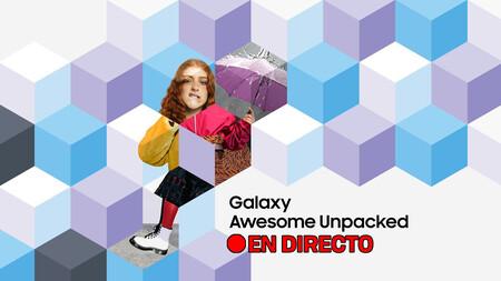 Samsung Unpacked: sigue en directo y en vídeo la presentación de hoy con nosotros [finalizado]