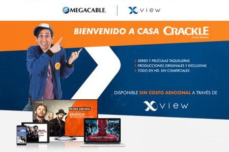 Megacable Crackle