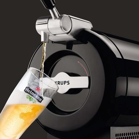 Oferta del día en Amazon: el tirador de cerveza Krups The Sub Vainilla VB650B10 está rebajado hasta medianoche