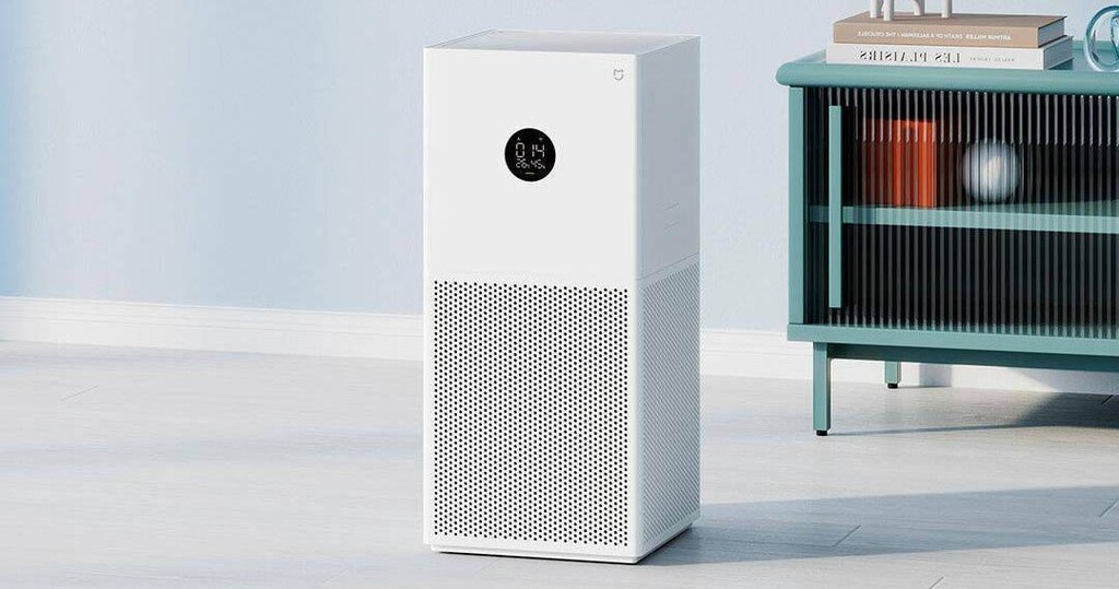 The Xiaomi Mijia Air Purifier 4 Lite is official: breathing clean air costs less and less