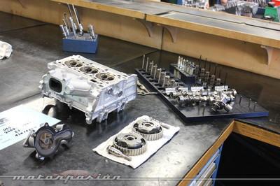 Y el ganador del mejor motor según Ward's Auto es... sí, otra vez el EcoBoost de Ford