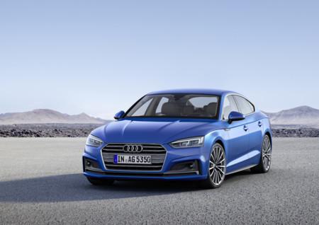 Siete claves por las que los Audi A5 Sportback y S5 Sportback atraparán miradas en París