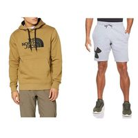 Ofertas en ropa deportiva The North Face, Adidas o Under Armour disponibles en Amazon