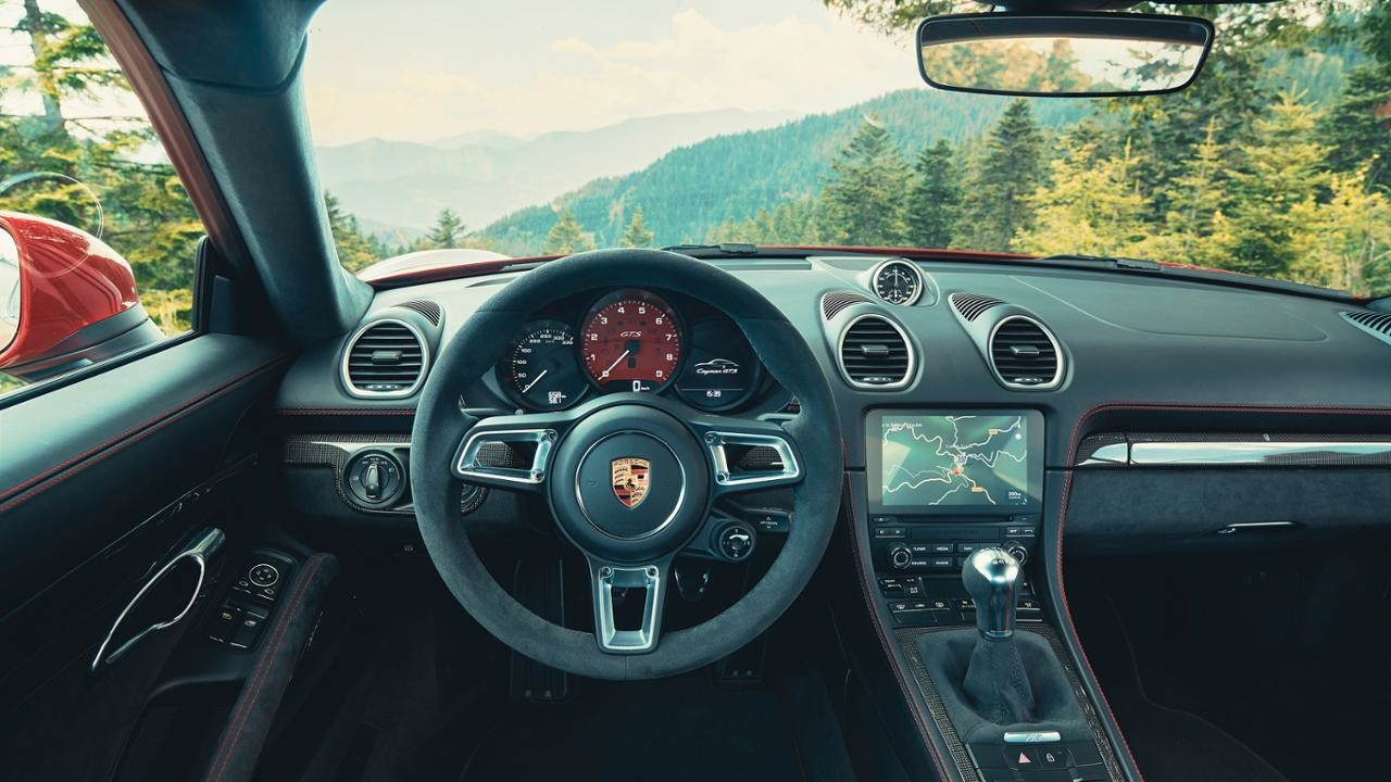 Foto de Porsche 718 GTS: Cayman y Boxster (6/8)