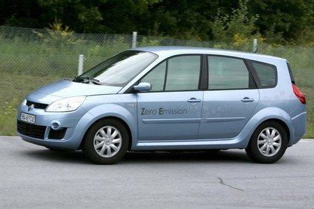 Pila de combustible, alternativa al coche eléctrico