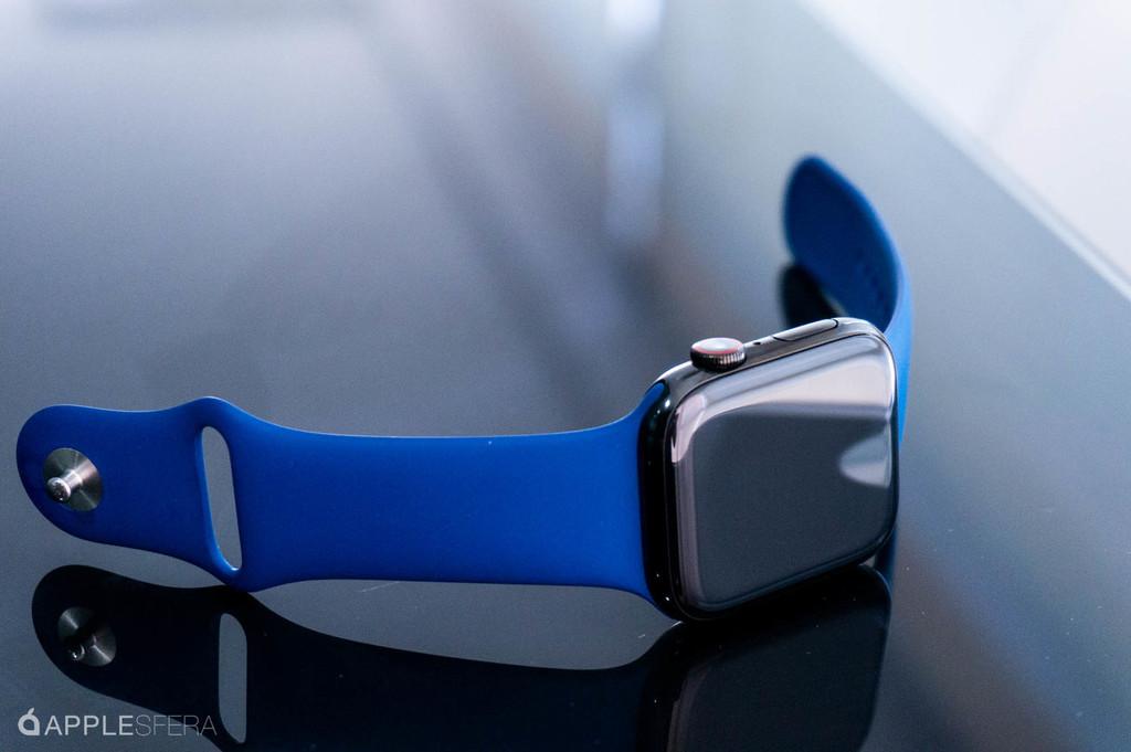 El reloj del Apple™ Watch sugiere por accidente alguna aplicación