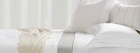 Ropa de cama nupcial de Vera Wang