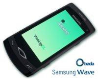 Samsung Wave supera el millón de unidades vendidas en cuatro semanas