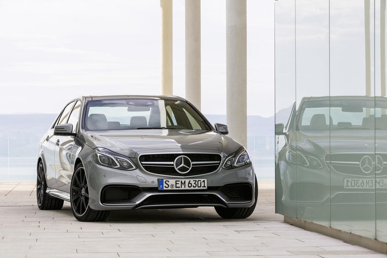 Foto de Mercedes-Benz E 63 AMG 2013 (2/31)