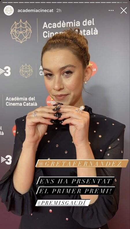 premios gaudí 2021