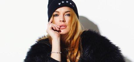 No hay quien entienda a Lindsay Lohan: ¡sigue prometida!