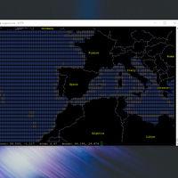 MapSCII: un mapa interactivo de todo el mundo en tu terminal de Windows, Linux o macOS