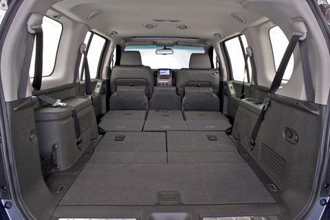 Nissan Pathfinder Prueba Parte 1