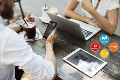 Comparamos las nuevas tarifas de fibra, móvil y televisión de Orange Love y Jazztel con Movistar Fusión y Vodafone One